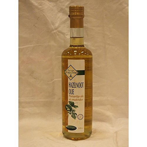 Saveurs De Lapalisse Hazelnoot Olie 500ml Flasche Haselnussl