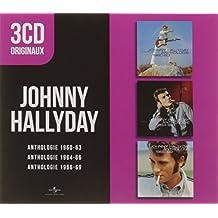 3 CD Originaux : Anthologie 60/63 / Anthologie 64/66 / Anthologie 66/69