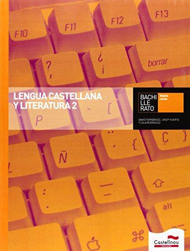 Lengua Castellana y Literatura 2 Bachillerato - 9788498049886 epub