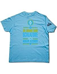 Giro Italia 2015 Azzura Scalatore Junior T-shirt