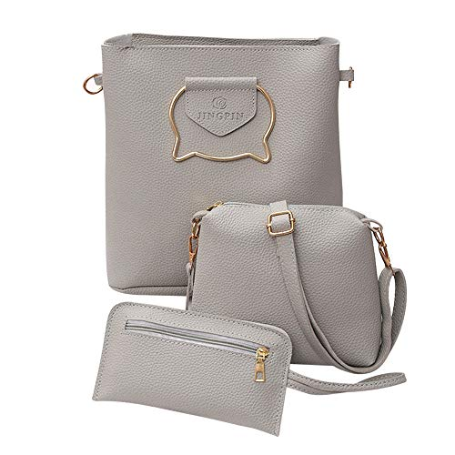 KERULA Marke Sexy und Elegant MäDchen MittelgroßE Glitzer Echtleder Kann Kosmetiktasche Halten Sportliche Bag Handtaschenhalter (3 Fällen Sexy Ipad)