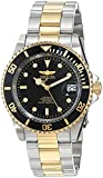 Invicta Men's Analogue Hand Driven Watch with Stainless Steel Strap 8927OB