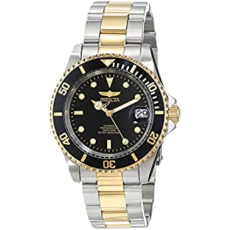 Invicta Pro-Diver Analog Black Dial Men's Watch-8927OB