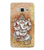 Takkloo Lord Ganesha Painting of lord ganesha,Lord of hindus, son of god shiva, Nice painting, little Ganesha) Printed Designer Back Case Cover for Sa