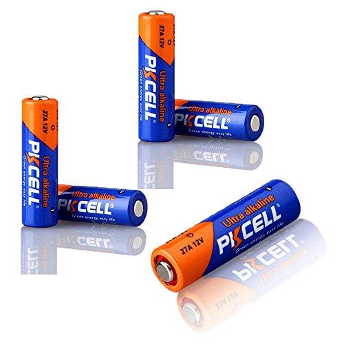 Heimwerker L828 Alkali Mangan 12 Volt 2er Stück Blister Angemessen Energizer A27 Elektromaterial