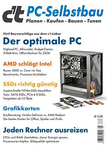 c't PC-Selbstbau: Den optimalen PC gibt es meist nicht von der Stange zu kaufen. Im Sonderheft c't PC-Selbstbau stellen die Spezialisten aus der c't-Redaktion ... den eigenen Ansprüchen angepasst ist.