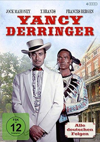 Alle deutschen Folgen (4 DVDs)