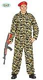 Militär Soldat Kostüm für Herren Soldaten Herrenkostüm Offizier General Gr. M-XL, Größe:M