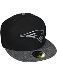 New Era 59FIFTY NFL Grey Collection New England Patriots Cap
