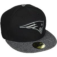 New Era 59FIFTY NFL Grey Collection New England Patriots Cap