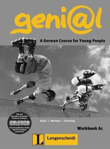 Genial A1: A German Course for Young People (German Edition) by Susy Keller (2002-11-01)