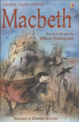 Macbeth (Usborne First Reading)