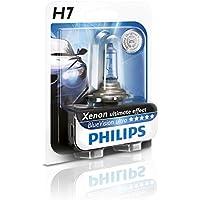 Philips 12972BVUB1 Faro Anteriore Blue Vision Ultra H7, Confezione Singola
