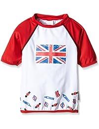 T-Shirt Maillot Anti-UV - Bébé - Unisex - I love London - Elly La Fripouille