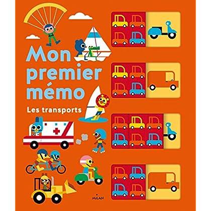 Mon premier mémo - Les transports