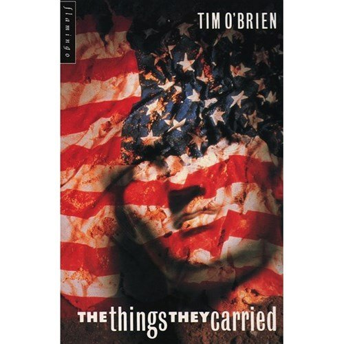 an overview of the novel the things they carried by tim obrien The things they carried is the only o'brien book i've read as well, but i remember absolutely loving it coincidentally, i just picked up going after cacciato at the library.