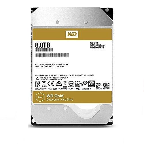 "HDD Gold RE 8TB SATA 256MB 3.5\"""