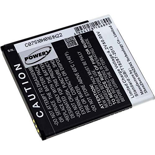 Akku für Wiko Barry Dual SIM, 3,7V, Li-Ion Dual-sim-pda