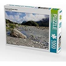 Franz Josef Glacier Walk 1000 Teile Puzzle quer: eine fantastische Entdeckungsreise im Land der Kiwis (CALVENDO Natur)