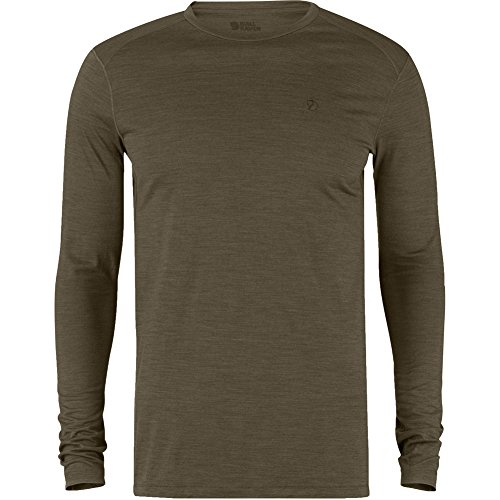 Fjällräven High Coast First Layer Longsleeve Shirt Men - Merino Langarmshirt (Jersey Coast T-shirt)