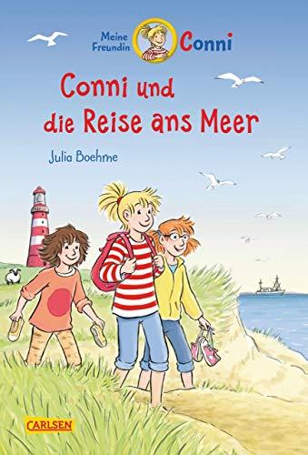 Conni und die Reise ans Meer (Conni-Erzählbände 33)