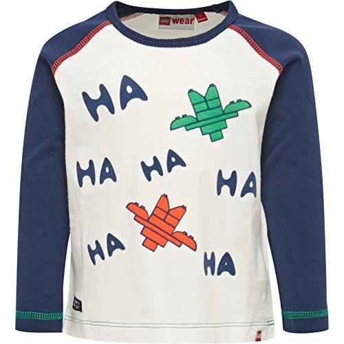 LEGO Wear Baby-Jungen Duplo Boy Texas 607-Langarmshirt, Mehrfarbig (Dark Navy 589), 104 Preisvergleich