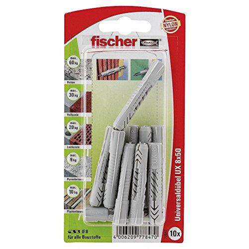 Fischer SB-Uni-Dübel 77847 UX 8X50 K