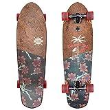 Globe Skateboard Big Blazer Braun (coconut / vault)