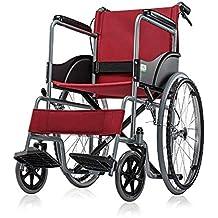 Jian E -/ Silla de ruedas - Estructura de acero para personas mayores con discapacidad