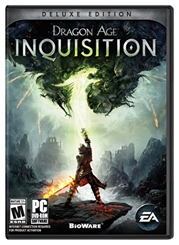 Dragon Age Inquisition - Deluxe Edition - PC by Electronic Arts