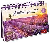 Atempausen 2020: Postkarten-Kalender mit separatem Wochenkalendarium -