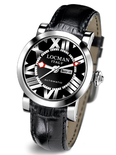 Locman ladies watch Toscano 029300BKNNKCPSK