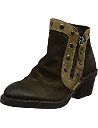 Fly London Duke941fly, Botas de Vaquero Para Mujer