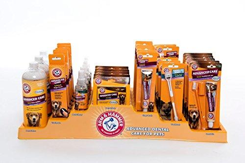 Arm & Hammer Zahnbürste für Hunde, dreiseitig - 4