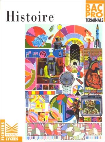 Fichiers lycées : Histoire-Géographie, terminale Bac pro (Cahier d'activités)