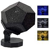 60.000 stelle Planetario casa originale, Caronan Star Lamp Night Romantic Planetarium Star Proiettore celeste Lampada per cielo notturno per decorazioni per la casa (Luce bianca)