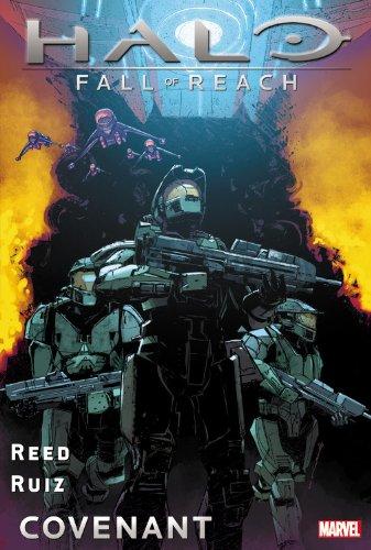Halo Fall Of Reach Covenant Prem HC