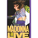 Madonna : The Virgin Live Tour