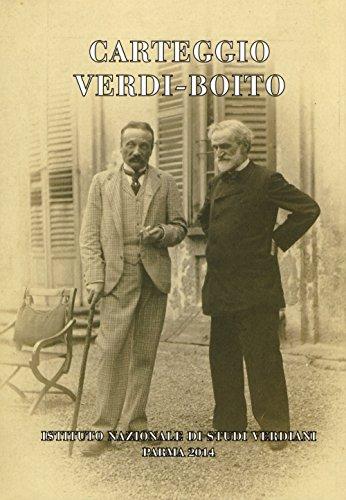 Carteggio Verdi-Boito por Giuseppe Verdi