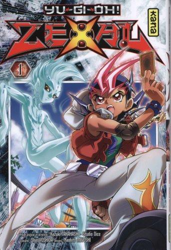 Yu-Gi-Oh! - Zexal Vol.1 par TAKAHASHI Kazuki