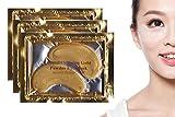 25er Set - Exklusive Augenpads Collagen Gold mit Hyaluronsäure