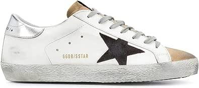 Golden Goose Luxury Fashion Uomo GMF00101F00035810284 Bianco Pelle Sneakers | Autunno-Inverno 20