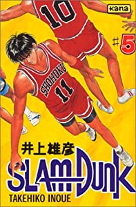 Slam Dunk Edition simple Tome 5