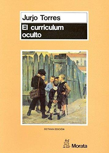 El currículum oculto (Manuales (morata))