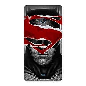 Impressive Premier Deal Multicolor Back Case Cover for Lumia 540