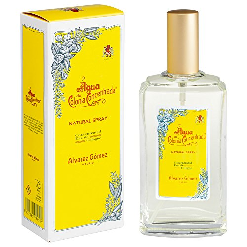 Alvarez Gomez – Agua de Colonia Rellenable en Spray – 150 ml