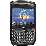 STK 74150 Schutzhülle aus Silikon für BlackBerry 8520 schwarz