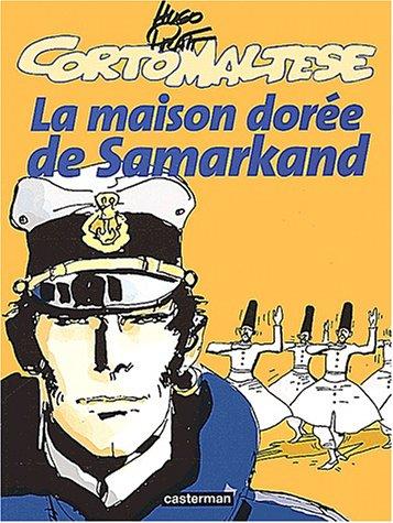 Corto Maltese : La maison dorée de Samarkand : Edition en noir et blanc
