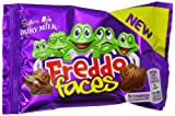 Cadbury Dairy Milk Freddo Chocolate Faces, 36g (Pack of 28)
