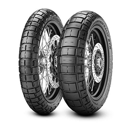 Coppia pneumatici Pirelli Scorpion Rally STR 120/70 R 19 60V 170/60 R 17 72V